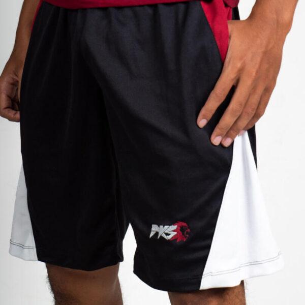 Parkour Singapore Shorts Front View