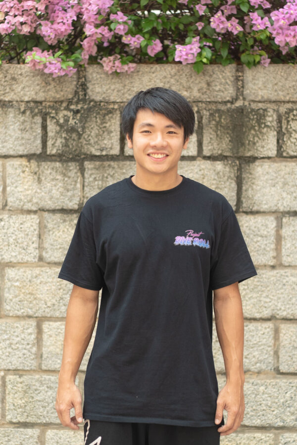 Project Dive Roll T-shirt Front